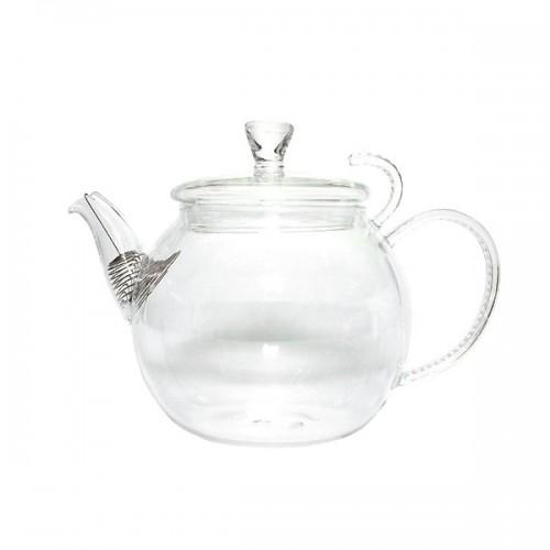 Стеклянный заварочный чайник Грация (Босфор), 600 мл от магазина Все чаи