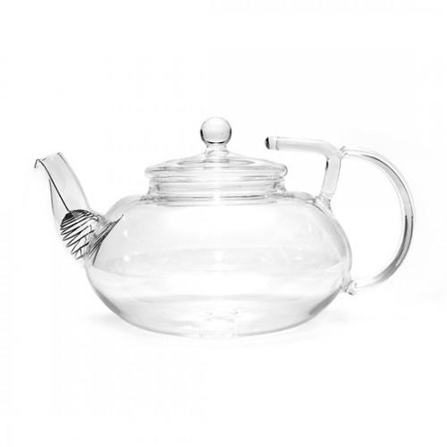 Стеклянный заварочный чайник Китайская роза, 500 мл от магазина Все чаи