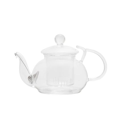 Стеклянный заварочный чайник Розмарин, 600 мл от магазина Все чаи