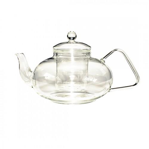 Стеклянный заварочный чайник Сакура, 1200 мл от магазина Все чаи