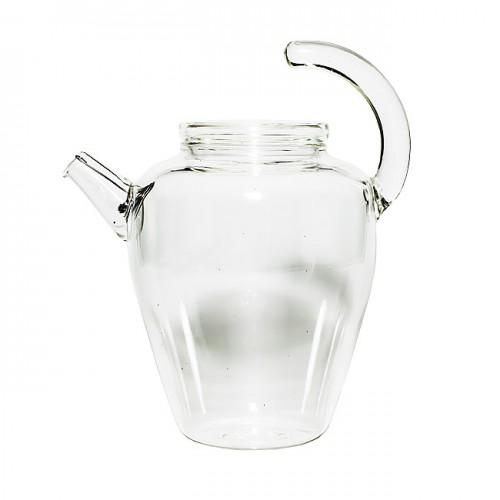 Стеклянный заварочный чайник Хотей, 500 мл от магазина Все чаи