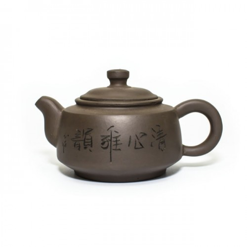 Глиняный чайник Дао, 350 мл от магазина Все чаи