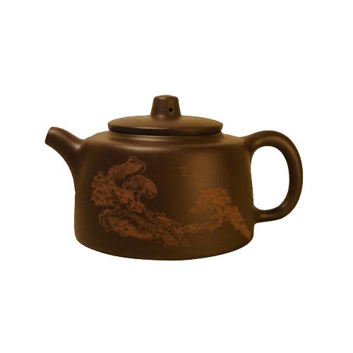 Глиняный чайник Лотос, 300 мл от магазина Все чаи