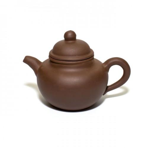 Глиняный чайник Мандарин, 180 мл от магазина Все чаи