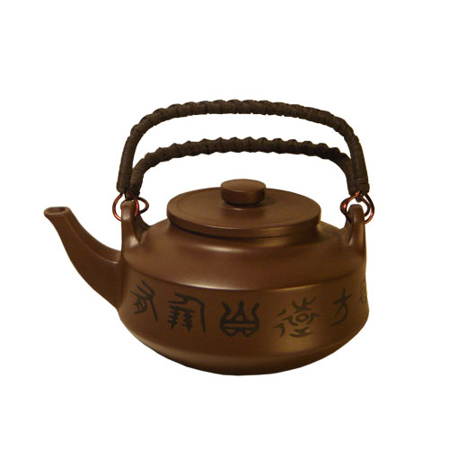 Глиняный чайник Солнечный, 600 мл от магазина Все чаи