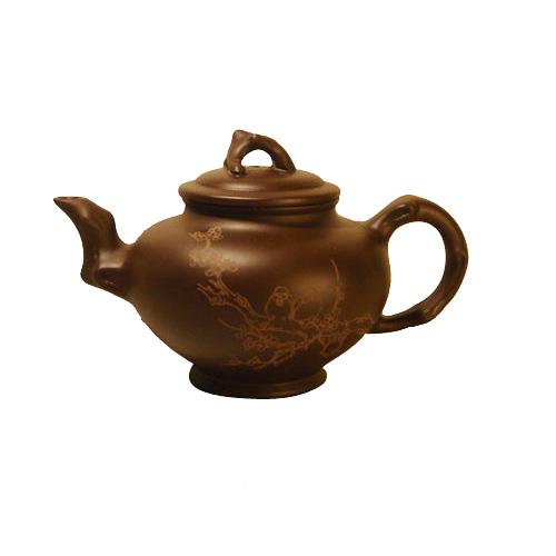 Глиняный чайник Тихое утро, 420 мл от магазина Все чаи