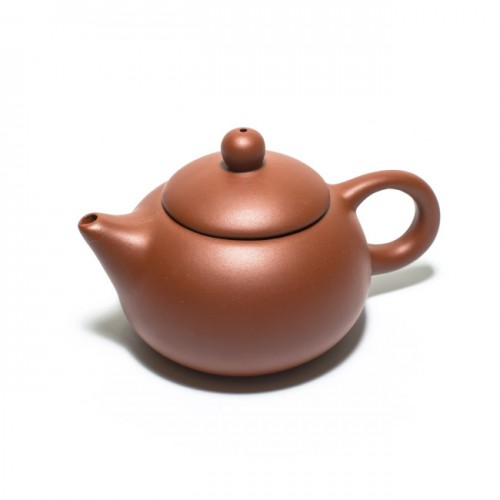 Глиняный чайник Хотей-1 светлый, 130 мл от магазина Все чаи
