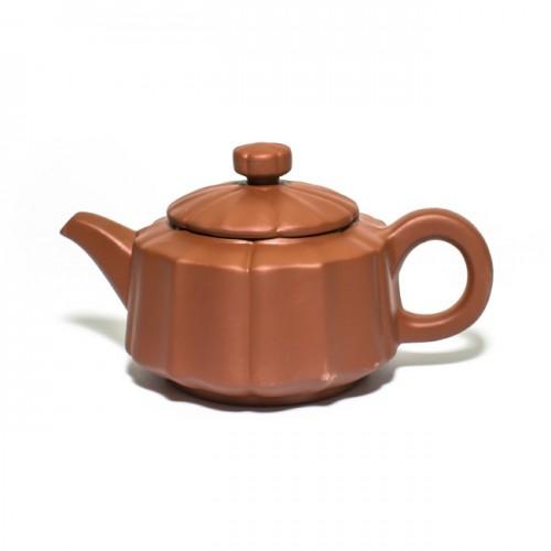 Глиняный чайник Хотей-3 светлый, 350 мл от магазина Все чаи