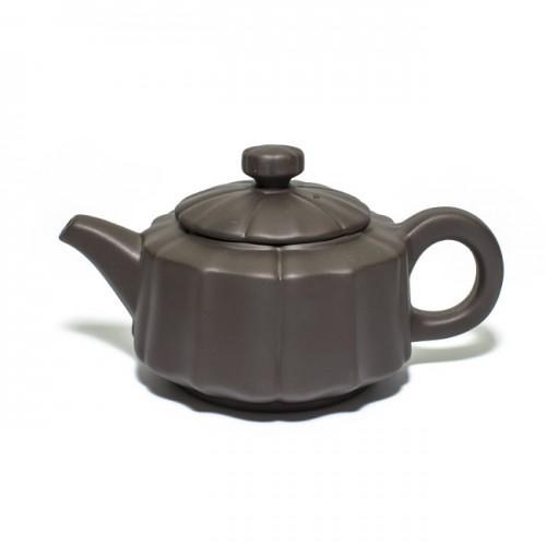Глиняный чайник Хотей-3 черный, 350 мл от магазина Все чаи