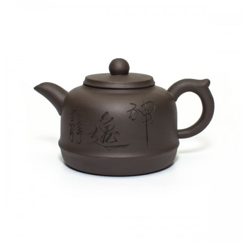 Глиняный чайник Шеньши, 200 мл от магазина Все чаи