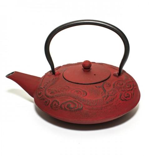 Чугунный чайник Весенний храм, 1200 мл. от магазина Все чаи