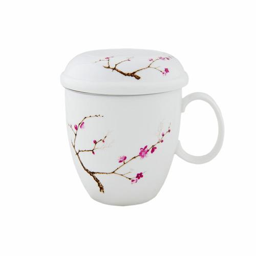 Заварочная кружка Цветущая сакура, 350 мл от магазина Все чаи