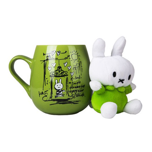Керамическая кружка Magic trick, цвет зеленый, 450 мл от магазина Все чаи